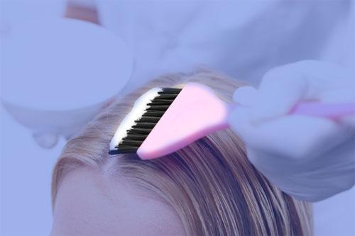 haarverf haarverzorging
