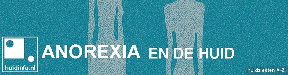 anorexia nervosa huid