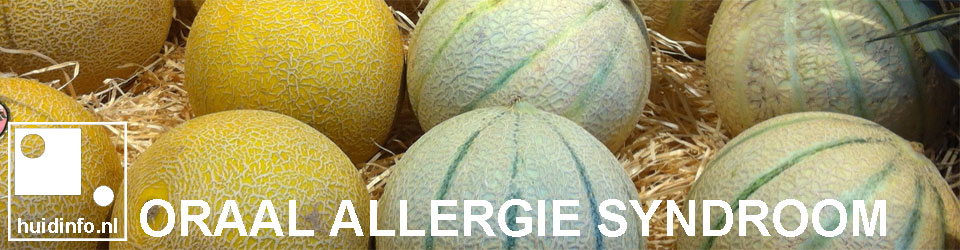 oraal allergie syndroom oral allergy syndrome